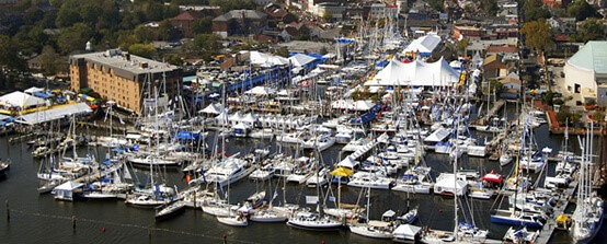 The Sailing Capital_Annapolis Sailboat Show
