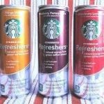 Popularity of Metal Cans Starbucks