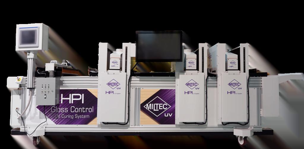 Miltec HPI Gloss Control UV System