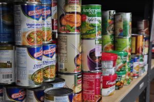 Whats in the pantry Canned Food